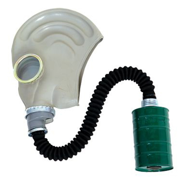 Full Face Anti Gas Mask With Natural Rubber Material