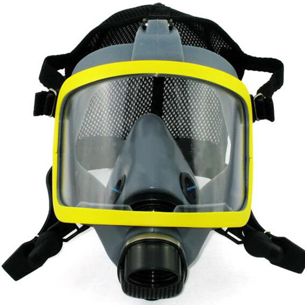 Military Full Face Gas Respirator Gas Mask